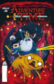 Adventure Time #36 ebook by Chris Hastings,Zachary Sterling