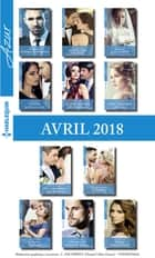 11 romans Azur + 1 gratuit (nº 3938 à 3948 - Avril 2018) ebook by Collectif