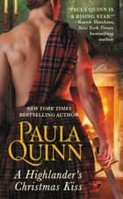 A Highlander's Christmas Kiss ebook by Paula Quinn