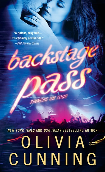 Backstage Pass - Sinners on Tour ebook by Olivia Cunning