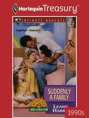 Suddenly a Family ebook by Leann Harris