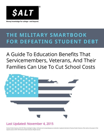 The Military Smartbook for Defeating Student Debt ebook by SALT