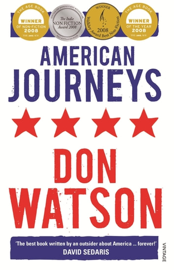 American Journeys ebook by Don Watson
