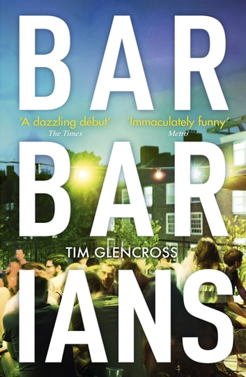 Barbarians ebook by Tim Glencross