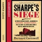 Sharpe's Siege: The Winter Campaign, 1814 (The Sharpe Series, Book 18) audiobook by Bernard Cornwell