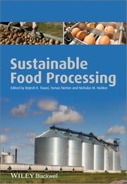 Sustainable Food Processing ebook by