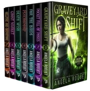 Lana Harvey, Reapers Inc.: The Complete Series (Books 1-7) - Lana Harvey, Reapers Inc. ebook by Angela Roquet