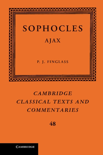 Sophocles: Ajax ebook by Sophocles