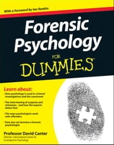 Forensic Psychology For Dummies ebook by David Canter