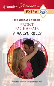 Front Page Affair ebook by Mira Lyn Kelly