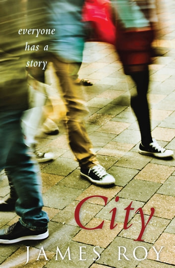 City ebook by James Roy