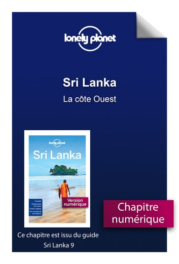 Sri Lanka - La côte Ouest eBook by LONELY PLANET FR