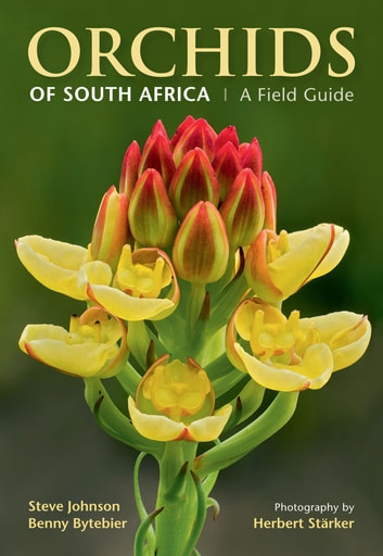 Orchids of South Africa - A Field Guide ebook by Steve Johnson