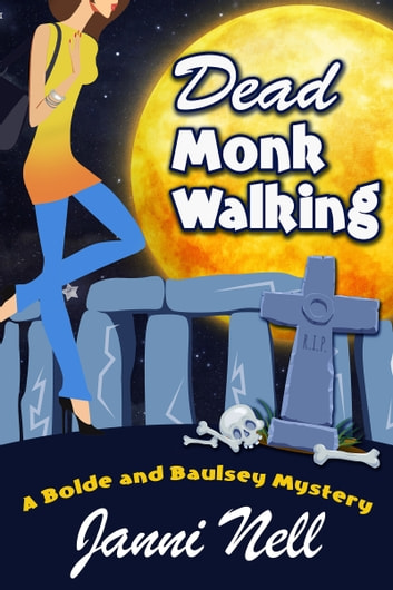 Dead Monk Walking ebook by Janni Nell