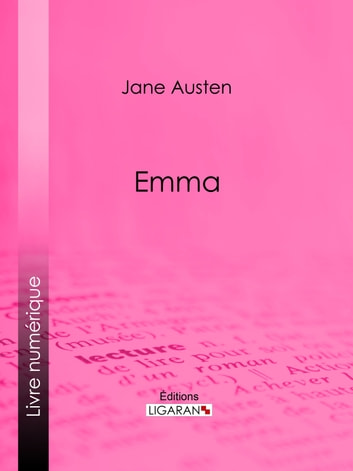 Emma ebook by Jane Austen,Ligaran