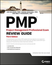 PMP Project Management Professional Review Guide - Updated for the 2015 Exam ebook by Kim Heldman,Vanina Mangano,Brett Feddersen