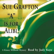 A Is For Alibi audiobook by Sue Grafton