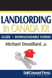 Landlording in Canada ebook by Michael Drouillard