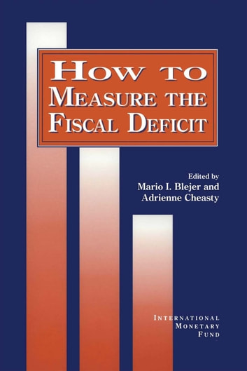 How to Measure the Fiscal Deficit ebook by