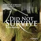 Did Not Survive audiobook by