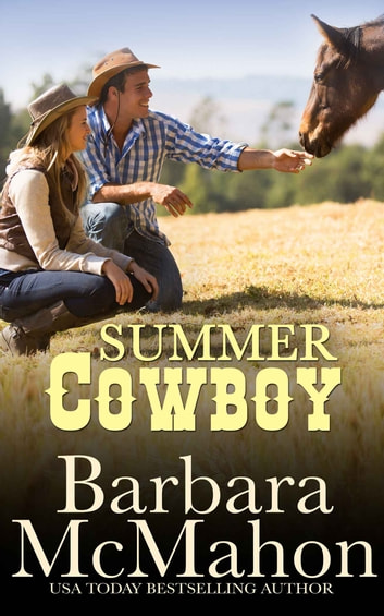Summer Cowboy ebook by Barbara McMahon