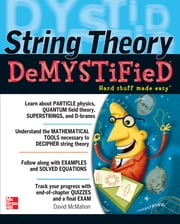 String Theory Demystified ebook by David McMahon