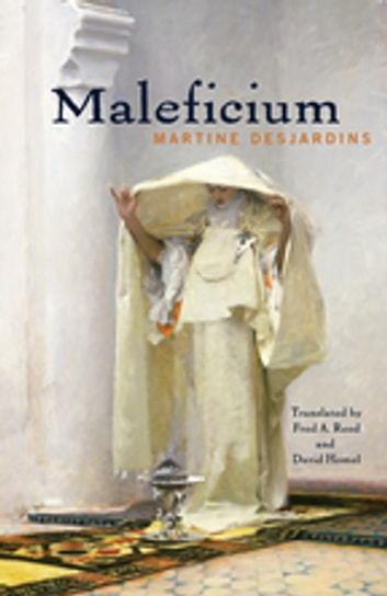 Maleficium ebook by Martine Desjardins