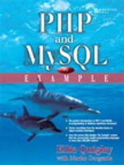 PHP and MySQL by Example ebook by Ellie Quigley,Marko Gargenta