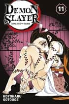 Demon Slayer T11 ebook by Koyoharu Gotouge