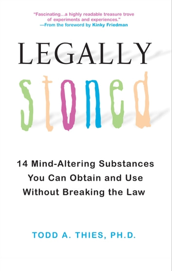 Legally Stoned Ebook By Todd A Thies Phd 9780806534657 Rakuten
