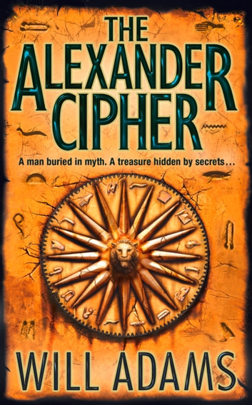 The Alexander Cipher ebook by Will Adams