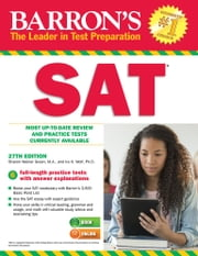 SAT ebook by Green,MA,Sharon Weiner,Wolf,Ph.D.,Ira K.
