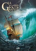 La Geste des Chevaliers Dragons T23 - La Mer close eBook by Ange, Christian Paty