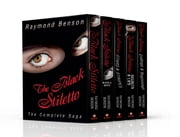 The Black Stiletto The Complete Saga ebook by Raymond Benson