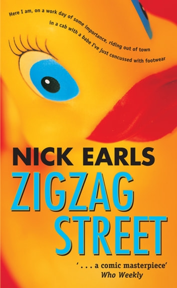 Zigzag Street ebook by Nick Earls