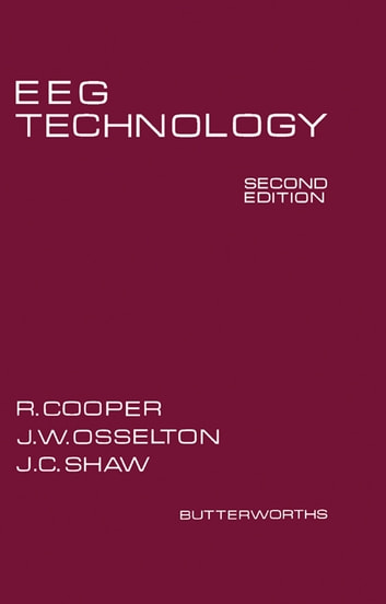 EEG Technology ebook by R. Cooper,J. W. Osselton,J. C. Shaw