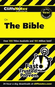 CliffsNotes on The Bible, Revised Edition ebook by Charles H Patterson