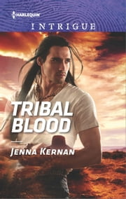 Tribal Blood ebook by Jenna Kernan