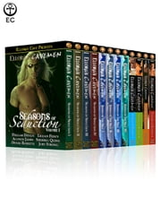 Ellora's Cavemen Boxed Set 2 ebook by Samantha Kane,Jory Strong,Cheyenne McCray,Allyson James