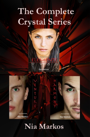 The Complete Crystal Series - Books 1 - 3 ebook by Nia Markos