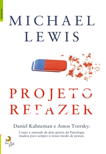 Projeto Refazer ebook by Michael Lewis