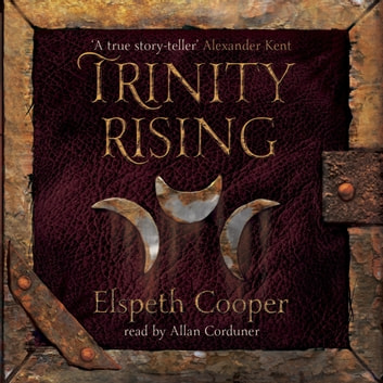 Trinity Rising - The Wild Hunt Book Two audiobook by Elspeth Cooper
