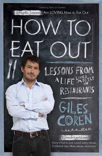 How to Eat Out ebook by Giles Coren