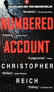 Numbered Account ebook by Christopher Reich