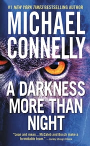 A Darkness More Than Night ebook by Michael Connelly