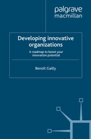 Developing Innovative Organizations - A roadmap to boost your innovation potential ebook by B. Gailly