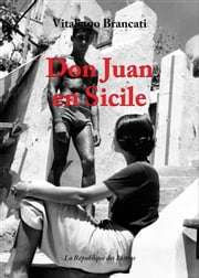 Don Juan en Sicile ebook by Vitaliano Brancati