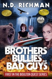 Brothers, Bullies and Bad Guys ebook by ND Richman