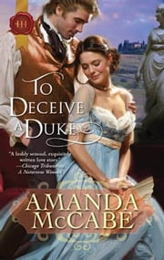 To Deceive a Duke ebook by Amanda McCabe