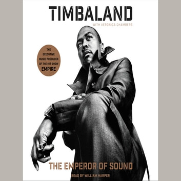 The Emperor of Sound - A Memoir audiobook by Veronica Chambers,Timbaland